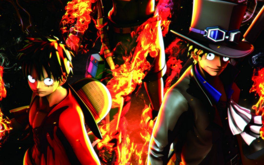 One Piece: Burning Blood disponible en Norte y Sud America