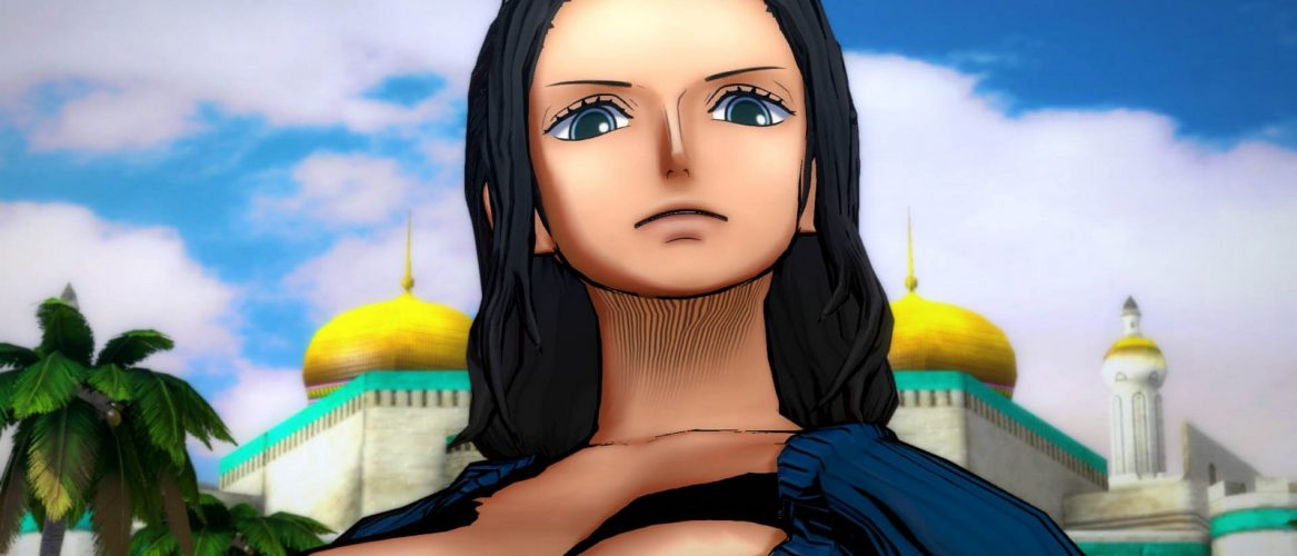 One Piece: Burning Blood lleva sus combates a STEAM