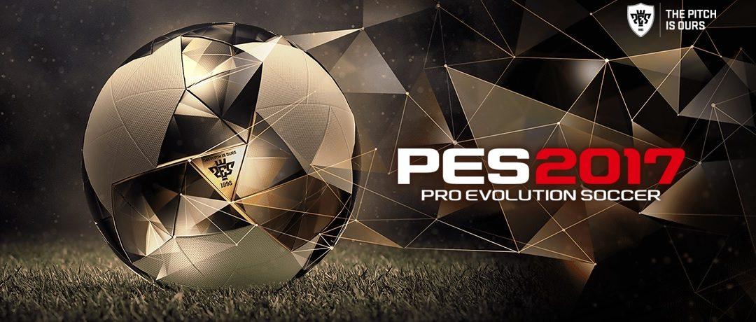 El Pro Evolution Soccer 2017 ya se aproxima