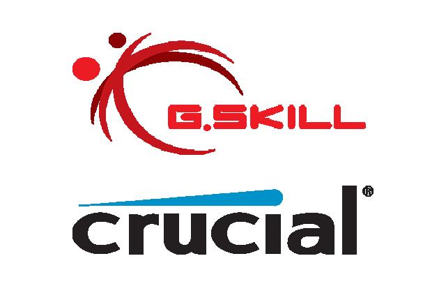 G.SKILL y Crucial presentaron sus memorias DDR4 SODIMMs