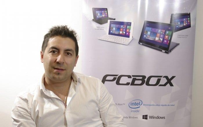 Mauro Guerrero, Gerente Comercial de PCBOX.