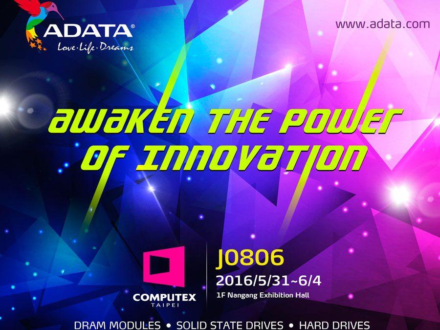 Novedades de ADATA en Computex 2016