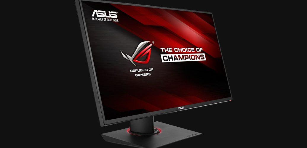 ASUS lanzará un monitor 4K UHD de 144Hz