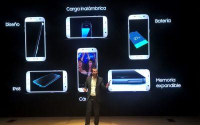 Samsung lanzó en Argentina el Galaxy S7 y Galaxy S7 edge