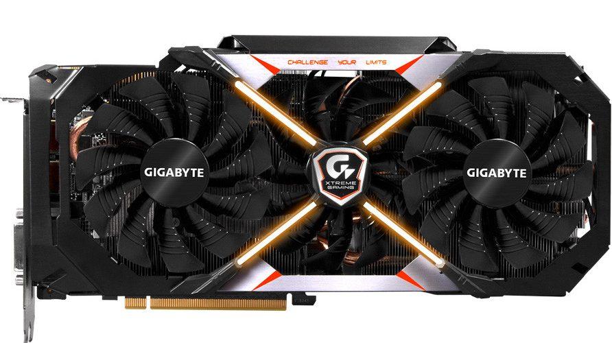 Gigabyte anuncia la GeForce GTX 1080 Xtreme Gaming
