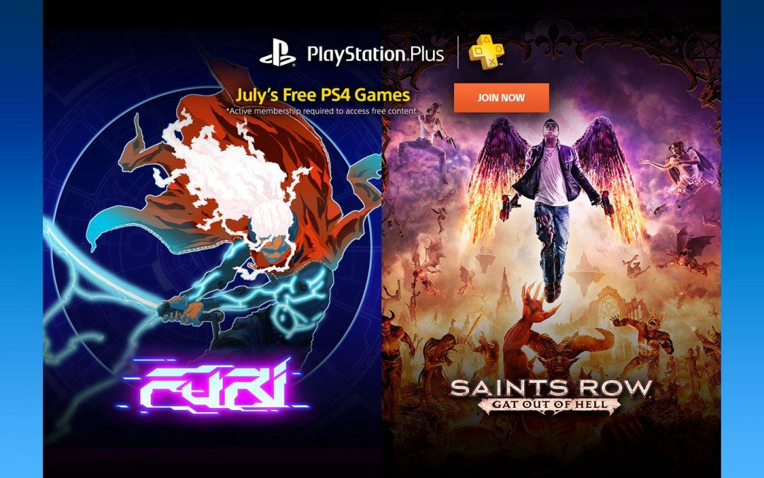 Estos son los juegos gratuitos de Playstation Plus! para Julio