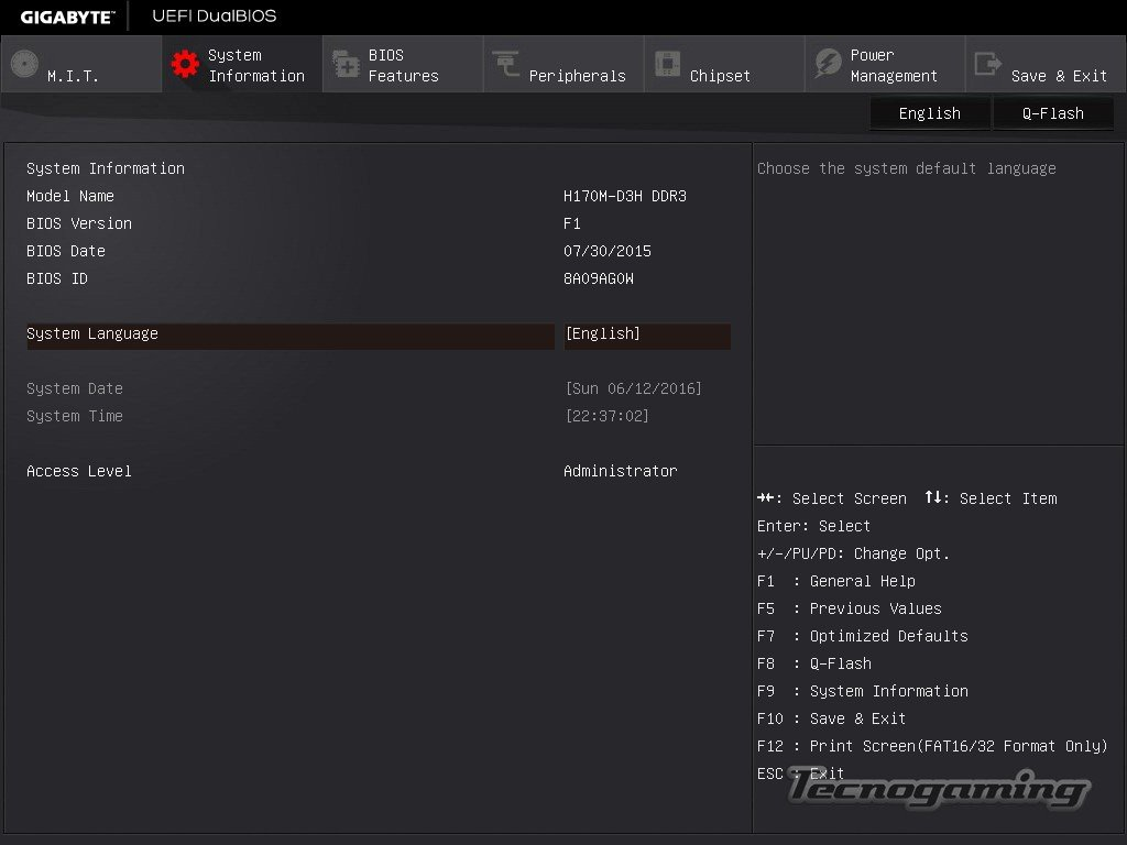 H170M-D3H DDR3-Bios-05