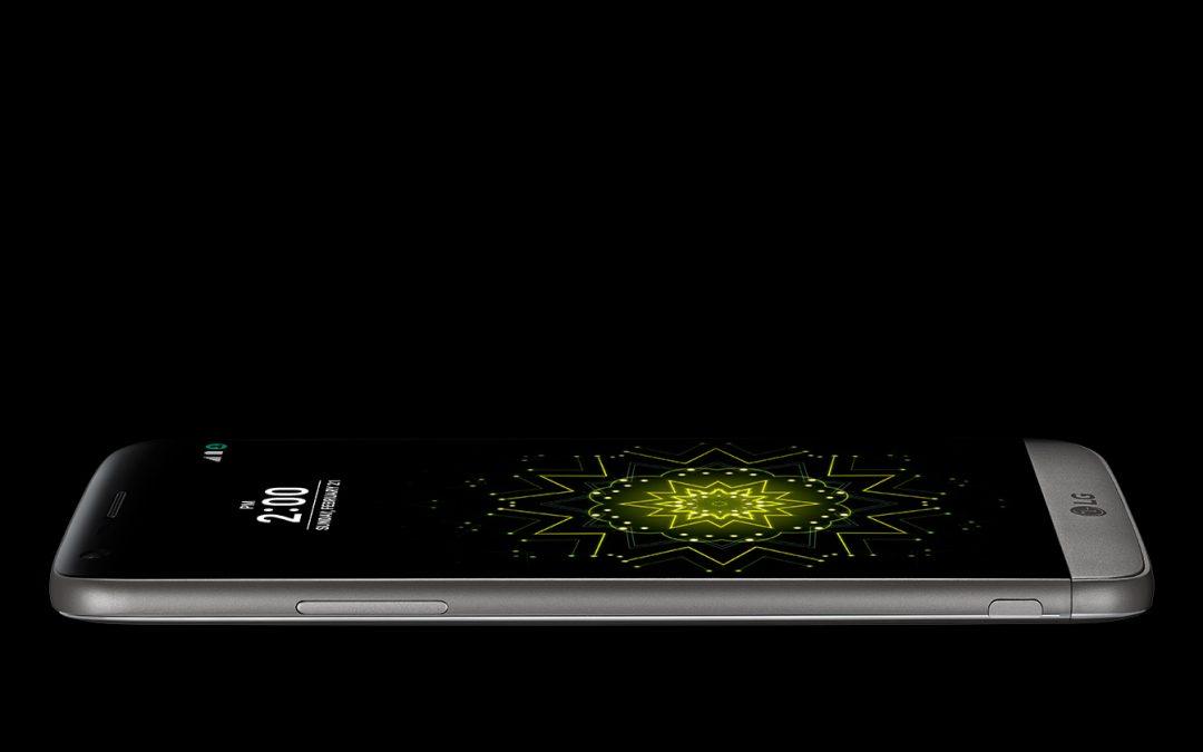 Caen las ventas de LG ¿Culpa del G5?