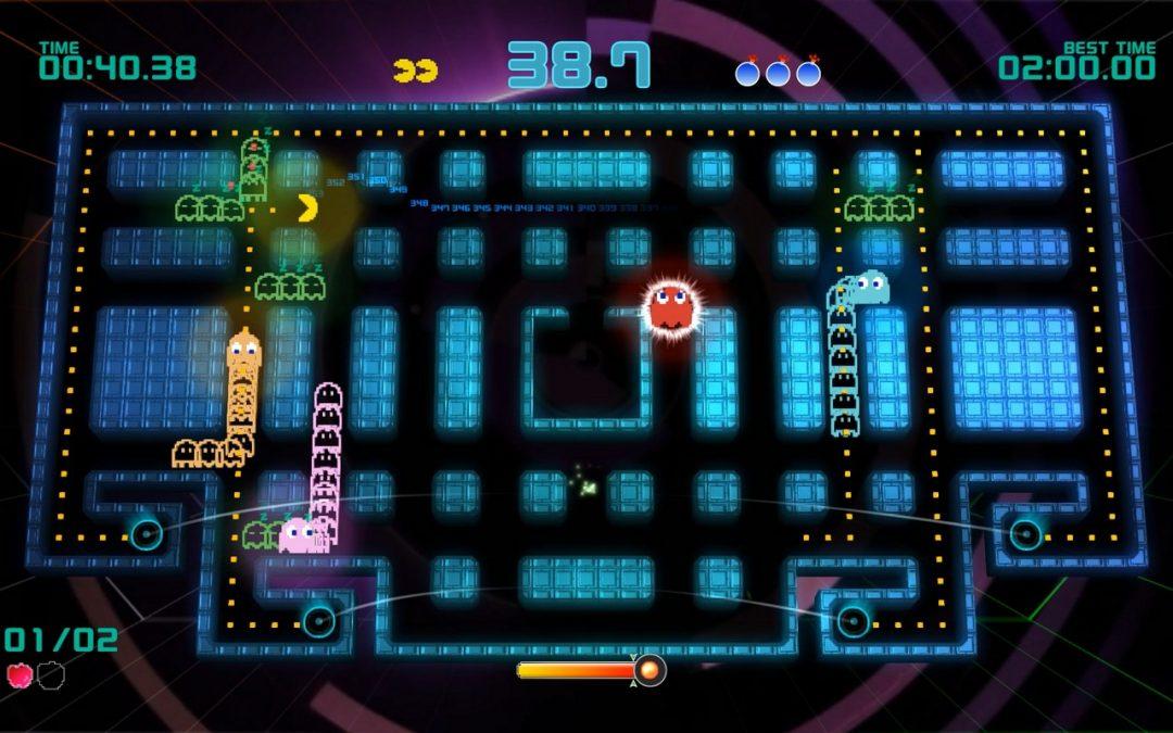 Bandai Namco anuncia el Pac-Man Championship Edition 2