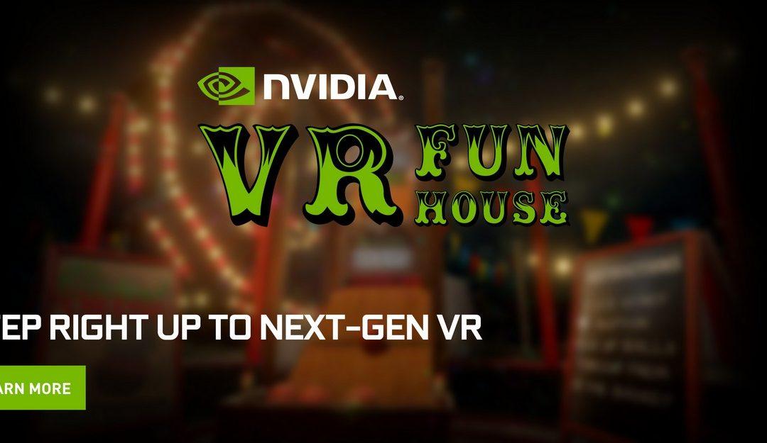 NVIDIA lanza su primer videojuego