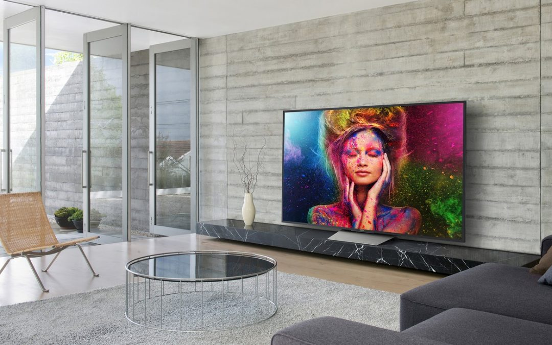 Sony lanza su nuevo TV BRAVIA 4K HDR