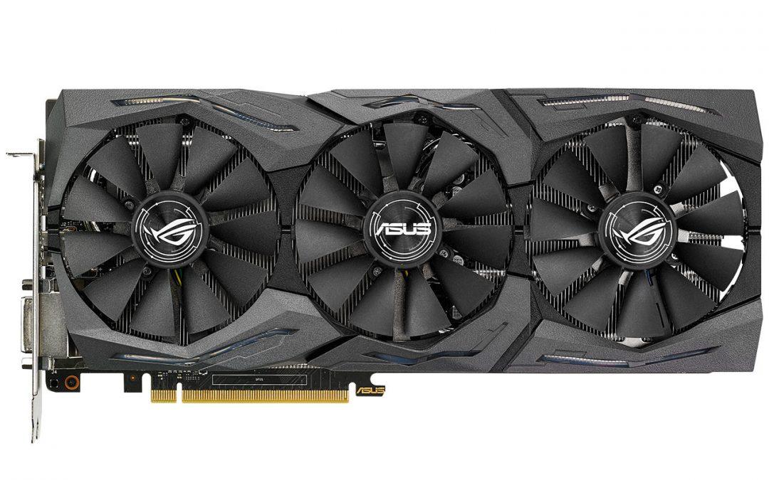 Así es la nueva GeForce GTX 1060 Strix de ASUS