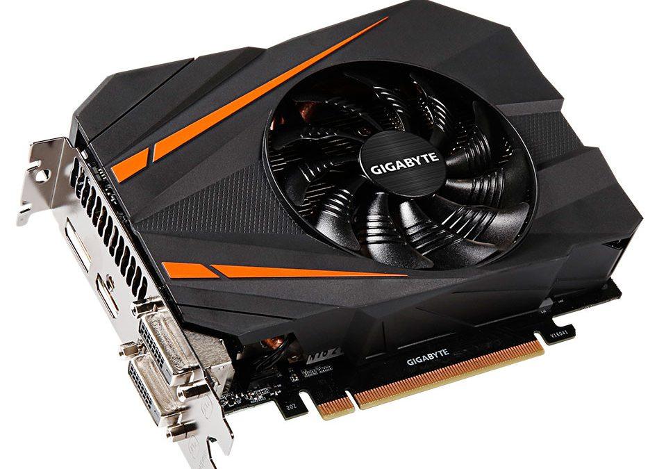 Gigabyte revela su GeForce GTX 1070 Mini!