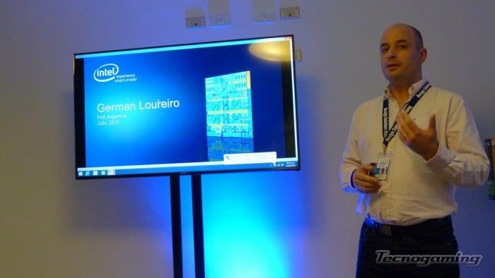 Germán Loureiro, Gerente de Ingeniería de Intel Argentina.