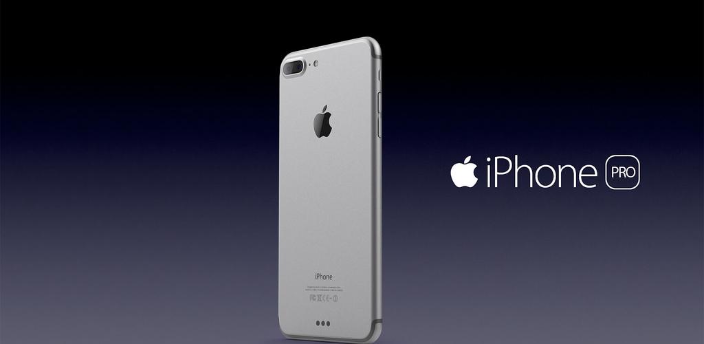 Se filtraron imágenes del nuevo iPhone 7 Pro