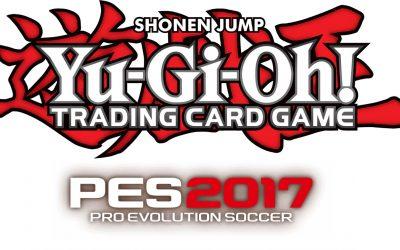 KONAMI anuncia TCG Yu-Gi-Oh! y PES 2017 en Gamescom 2016