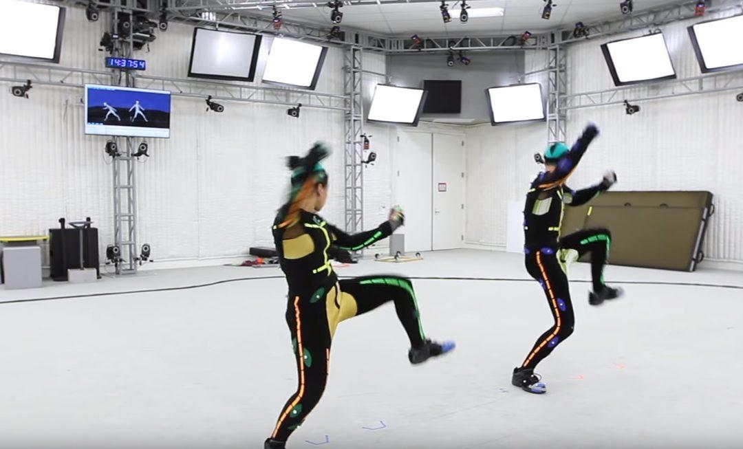 Detrás de escenas: los bailes en Uncharted 4