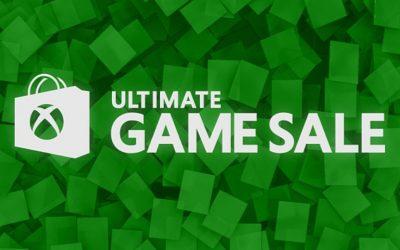 La ultimate game sale de Xbox ya está aquí
