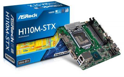 ASRock H110M-STX