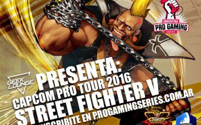 Capcom Pro Tour 2016 Argentina