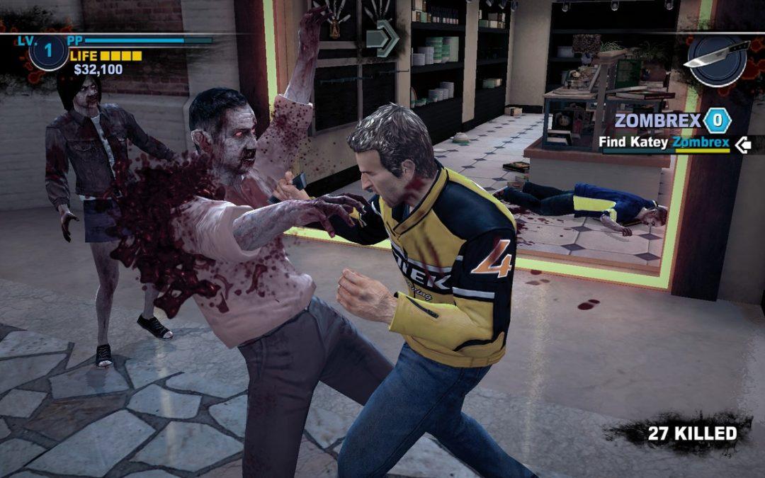 Capcom relanza su serie clásica de zombies Dead Rising