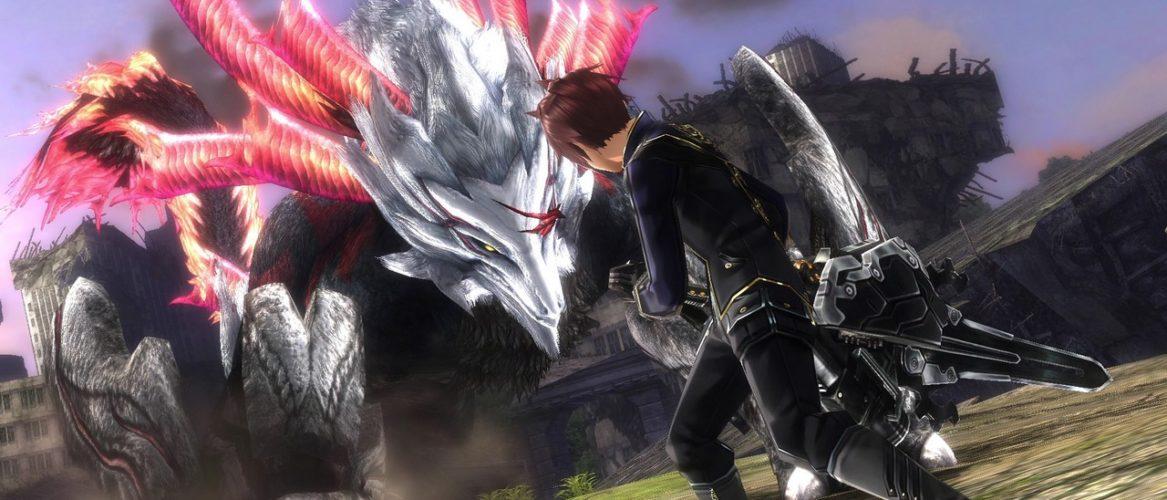 Bandai lanza a la venta en Sudamérica God Eater 2: Rage Burst
