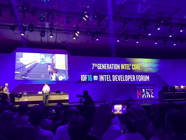 Los gráficos integrados de Intel Kaby Lake corrieron el Overwatch a 4K