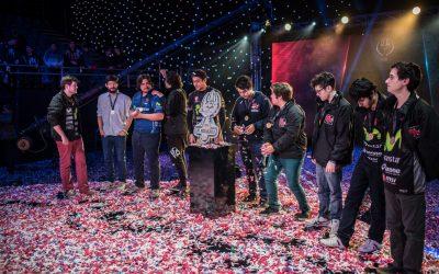 Kaos Latin Gamers son los campeones