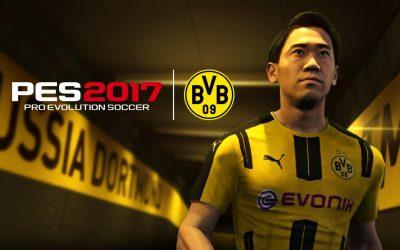 Konami y el Borussia Dortmund anuncian una asociación de primer nivel