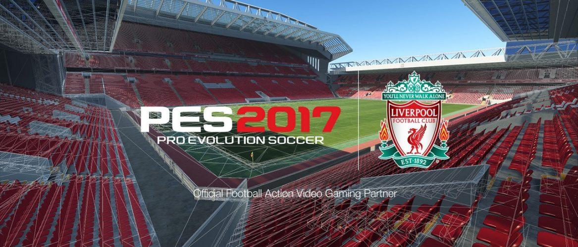 Konami y Liverpool F.C. anuncian acuerdo de exclusividad
