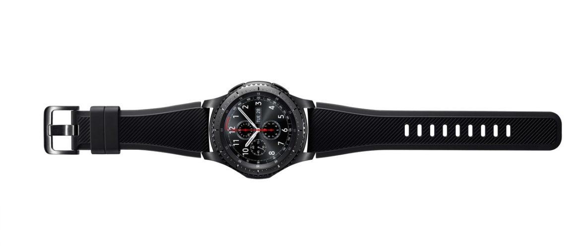 Samsung presenta su nuevo Smartwatch Gear S3