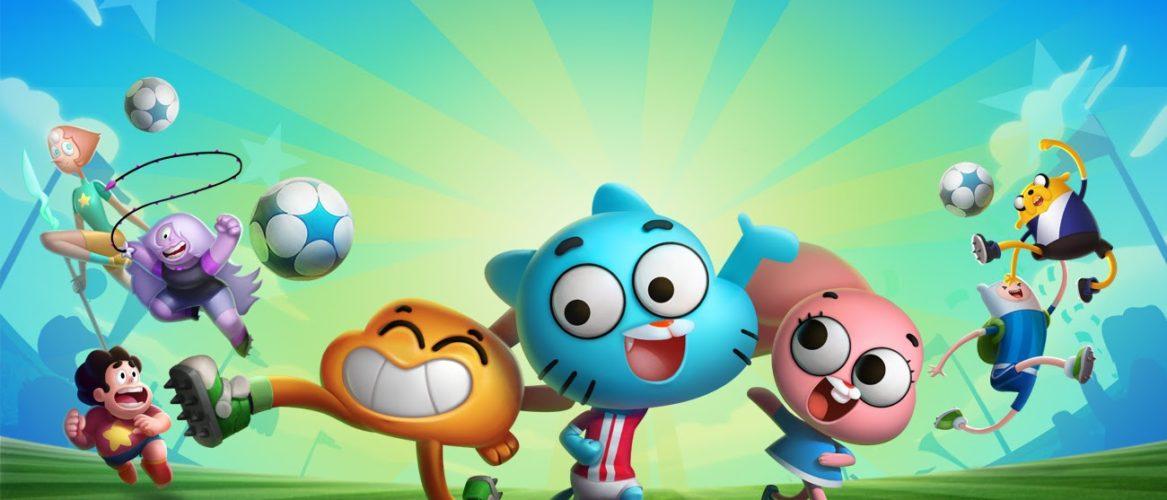 Cartoon Network lanza el juego Copa Toon