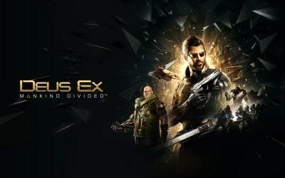 Deus Ex: Mankind Divided llega hoy a las tiendas