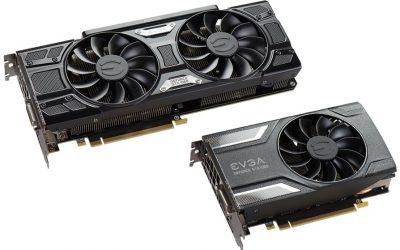 EVGA ya tiene su serie GeForce GTX 1060 3GB