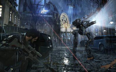 Deus Ex: Manking Divided muestra trailer antes de lanzamiento
