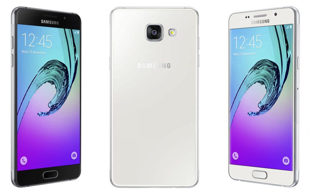 Los nuevos Galaxy A3 y A5 2016 llegan a Argentina