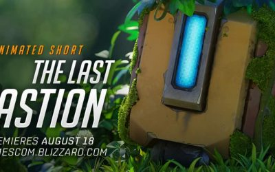 Mira el nuevo corto animado de Overwatch
