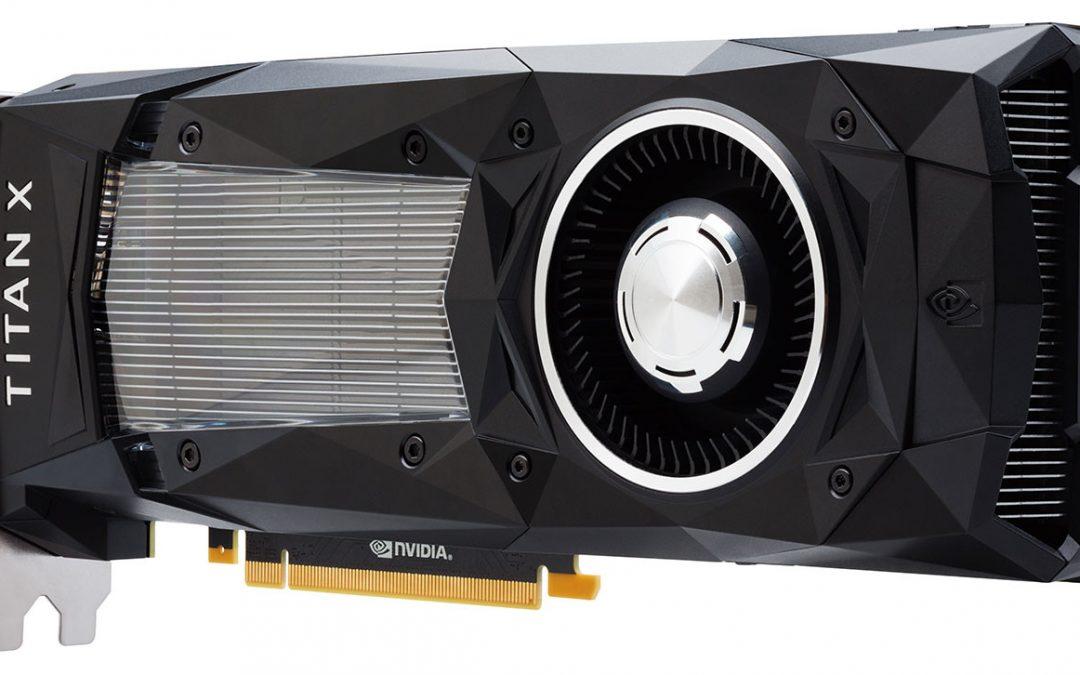Hoy se lanza oficialmente la Nvidia Titan X