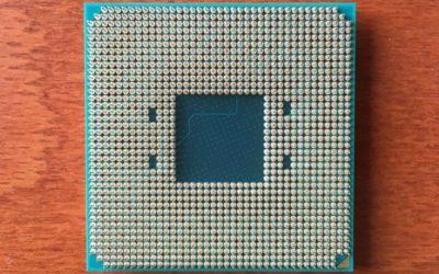 Así es el nuevo Socket AM4 de AMD