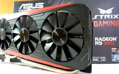 ASUS R9 390 Strix Gaming