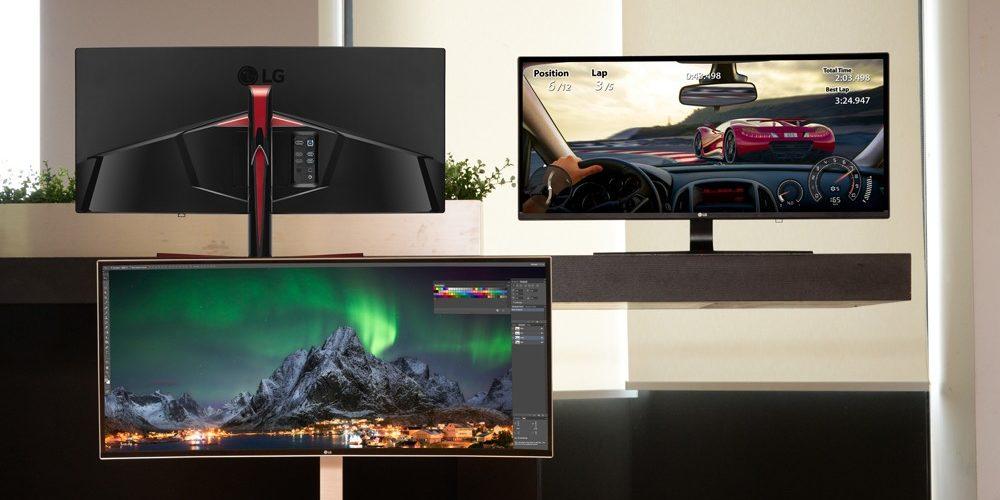 LG presenta nuevos monitores UltraWide para gamers