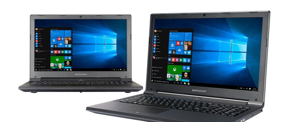 Banghó lanza su notebook para empresas