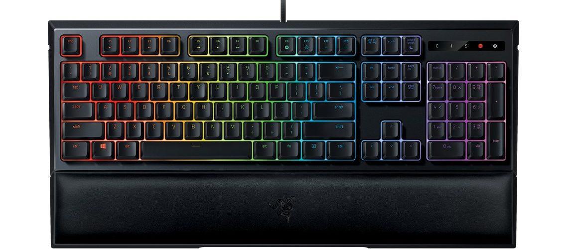 Razer anuncia su nueva línea de teclados con tecnología Mecha-Membrane