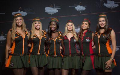 Las Chicas de Wargaming