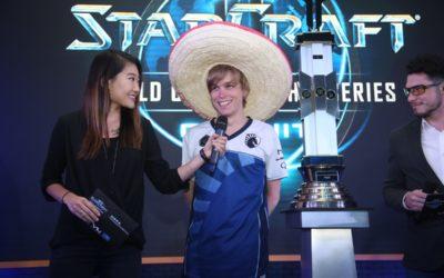 Snute triunfa en Copa Intercontinental de StarCraft II