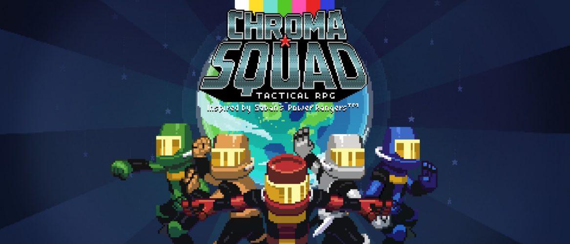 Bandai Namco anuncia Chroma Squad