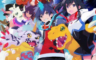 Digimon World: Next Order llegará a principios de 2017