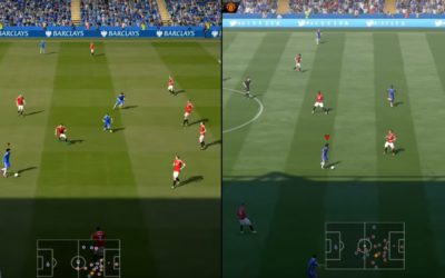 FIFA 16 vs FIFA 17: comparación gráfica
