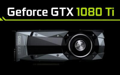Estas podrían ser las especificaciones de la GeForce GTX 1080 Ti