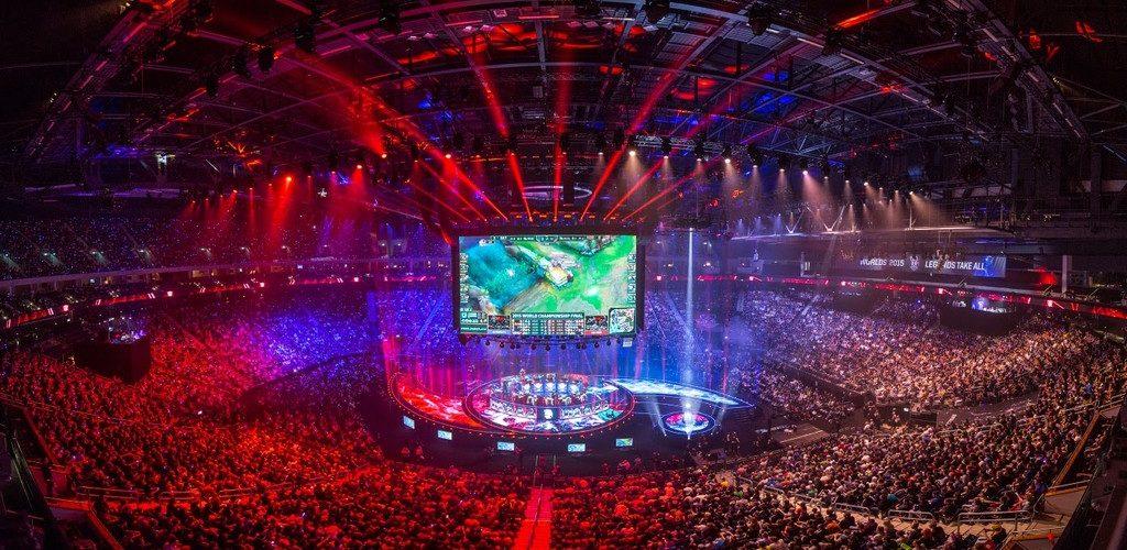 Se viene el mundial de League of Legends 2016